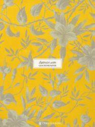 Gefährlich schön Geschenkpapier-Heft - Motiv Gelbe Malve