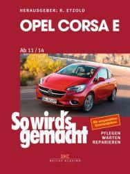 Opel Corsa E (2015–2018)