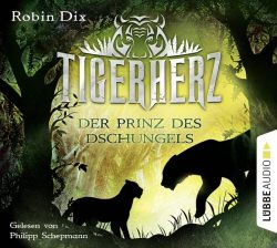 Tigerherz (Audio-CD)