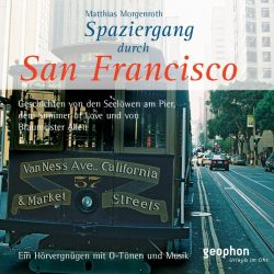 Spaziergang durch San Francisco (Audio-CD)