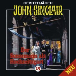 John Sinclair - Folge 19 (Audio-CD)