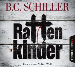 Rattenkinder (Audio-CD)
