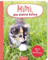 Erste Fotogeschichte: Mimi, die kleine Katze