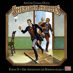 Sherlock Holmes - Folge 25 (Audio-CD)