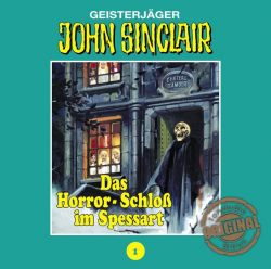 John Sinclair Tonstudio Braun - Folge 01 (Audio-CD)