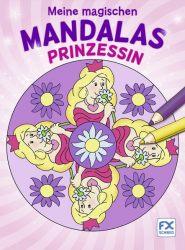 Meine magischen Mandalas Prinzessin