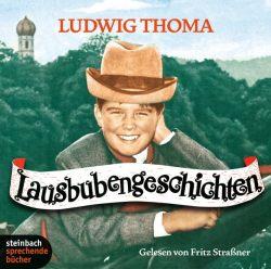 Lausbubengeschichten (Audio-CD)