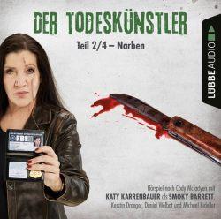 Der Todeskünstler - Teil 2/4 (Audio-CD)