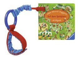 Mein Wimmel-Buggybuch: Auf dem Spielplatz