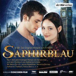 Saphirblau (Audio-CD)