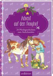 Advent auf dem Ponyhof