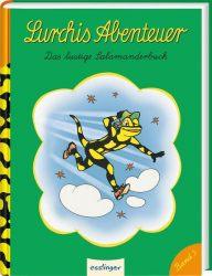 Lurchis Abenteuer 3: Das lustige Salamanderbuch