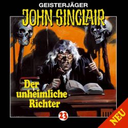 John Sinclair - Folge 23 (Audio-CD)