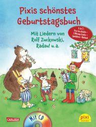 Pixis schönstes Geburtstagsbuch