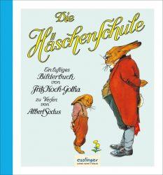 Die Häschenschule 1: Ein lustiges Bilderbuch