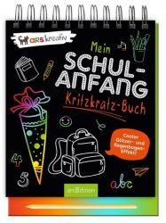 Mein Schulanfang-Kritzkratz-Buch