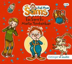Das Sams 4. Ein Sams für Martin Taschenbier (Audio-CD)