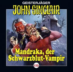 John Sinclair - Folge 113 (Audio-CD)