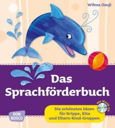 Das Sprachförderbuch, m. Audio-CD