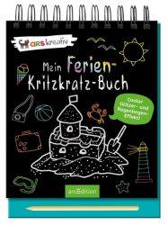 Mein Ferien-Kritzkratz-Buch