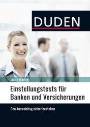 Duden Trainer – Einstellungstests für Banken und Versicherungen
