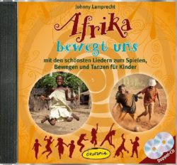 Afrika bewegt uns Doppel-CD (Audio-CD)