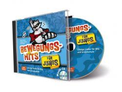 Bewegungshits für Jungs - Audio-CD (Audio-CD)