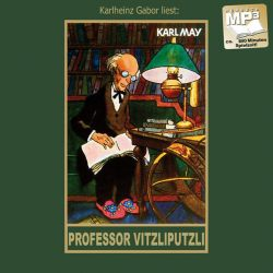 Professor Vitzliputzli (Audio-CD)