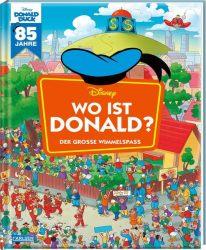 Disney: Wo ist Donald? – Wimmelbuch mit Donald Duck