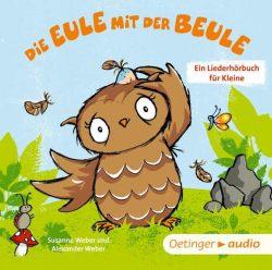 Die Eule mit der Beule (Audio-CD)