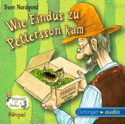 Wie Findus zu Pettersson kam (Audio-CD)