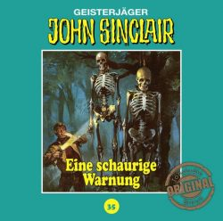 John Sinclair Tonstudio Braun - Folge 35 (Audio-CD)