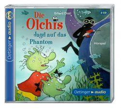 Die Olchis. Jagd auf das Phantom (2 CD) (Audio-CD)