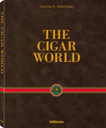 The Cigar World. EN, GER, FR, English cover