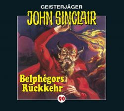 John Sinclair - Folge 90 (Audio-CD)