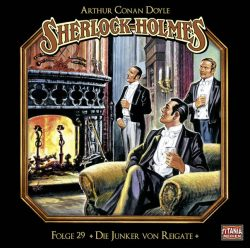 Sherlock Holmes - Folge 29 (Audio-CD)