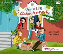 Familie Flickenteppich (Audio-CD)