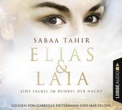 Elias & Laia - Eine Fackel im Dunkel der Nacht (Audio-CD)