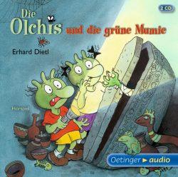 Die Olchis und die grüne Mumie (2 CD) (Audio-CD)