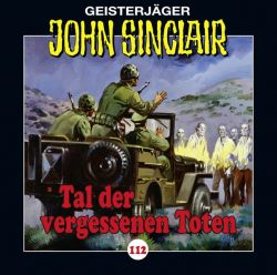 John Sinclair - Folge 112 (Audio-CD)