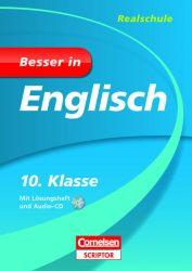 Besser in Englisch - Realschule 10. Klasse