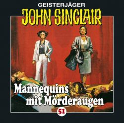 John Sinclair - Folge 51 (Audio-CD)
