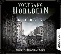 Killer City (Audio-CD)