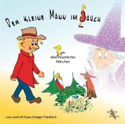 Der kleine Mann im Bauch (Audio-CD)