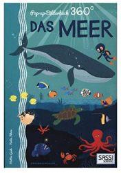 360° Pop-up Bilderbuch. Das Meer