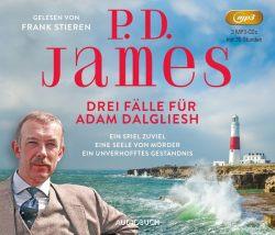 Drei Fälle für Adam Dalgliesh (Audio-CD)