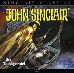 John Sinclair Classics - Folge 34 (Audio-CD)