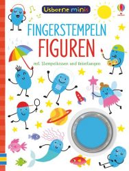 Usborne Minis: Fingerstempeln Figuren