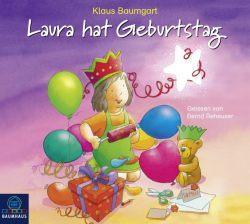 Laura hat Geburtstag (Audio-CD)
