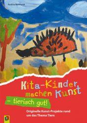 Kita-Kinder machen Kunst - tierisch gut!
